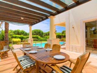Quinta do Lago Villa Sleeps 10 with Pool Air Con and WiFi - 5479915