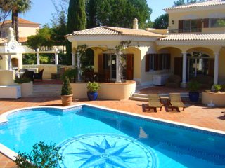 4 bedroom Villa in Quinta do Lago, Faro, Portugal : ref 5479868