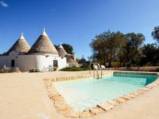 2 bedroom Villa in Satia, Apulia, Italy : ref 5479621