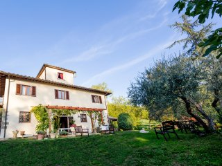 5 bedroom Villa in Cicogna, Tuscany, Italy - 5478968