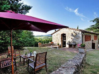 6 bedroom Villa in Gaiole in Chianti, Tuscany, Italy : ref 5478905