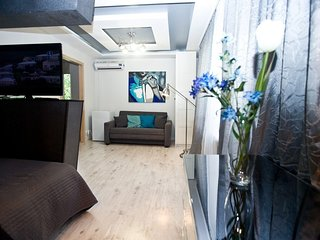1-room apt. at Berezhkovskaya emb., 8 (026)