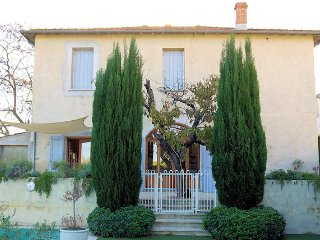 Large holiday home France with pool