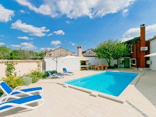 4 bedroom Villa in Nova Vas, Istarska Županija, Croatia : ref 5476675
