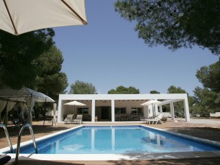 4 bedroom Villa in Es Cubells, Balearic Islands, Spain : ref 5476615