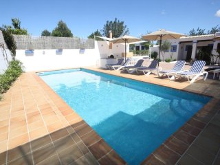 6 bedroom Villa in San Rafael, Balearic Islands, Spain : ref 5476613