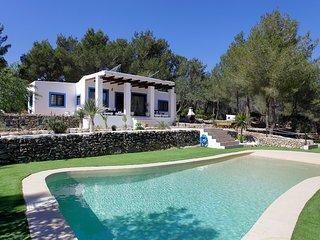 3 bedroom Villa in San Rafael, Balearic Islands, Spain : ref 5476607
