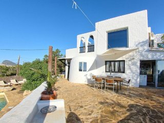 4 bedroom Villa in San Lorenzo de Balafia, Balearic Islands, Spain : ref 5476605