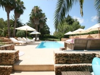 6 bedroom Villa in San Jose, Balearic Islands, Spain : ref 5476603
