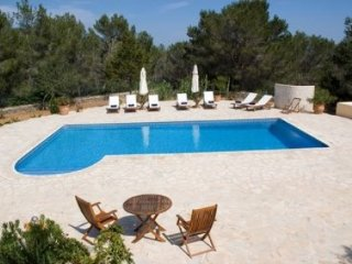 3 bedroom Villa in Es Cubells, Balearic Islands, Spain : ref 5476600