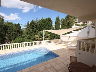 5 bedroom Villa in Can Furnet, Balearic Islands, Spain : ref 5476598