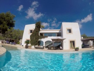 3 bedroom Villa in Sant Carles de la Rapita, Balearic Islands, Spain : ref 54765