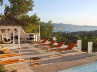 5 bedroom Villa in Cala Gracio, Balearic Islands, Spain : ref 5476592