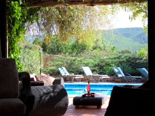 3 bedroom Villa in Es Cubells, Balearic Islands, Spain : ref 5476590