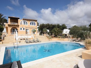 3 bedroom Villa in Cala Bassa, Balearic Islands, Spain : ref 5476580