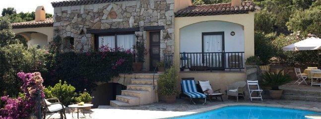 5 bedroom Villa in Abbiadori, Sardinia, Italy : ref 5476437