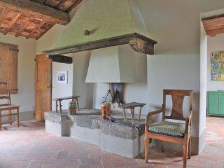 3 bedroom Villa in Castiglione d'Orcia, Tuscany, Italy : ref 5476426