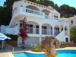 5 bedroom Villa in Sant Jaume dels Domenys, Balearic Islands, Spain : ref 547641