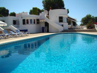 4 bedroom Villa in Sant Jaume dels Domenys, Balearic Islands, Spain : ref 547640