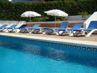4 bedroom Villa in Sant Jaume dels Domenys, Balearic Islands, Spain : ref 547640
