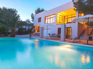3 bedroom Villa in Cala Gracio, Balearic Islands, Spain : ref 5476163