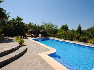 5 bedroom Villa in San Rafael, Balearic Islands, Spain : ref 5476155
