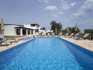 4 bedroom Villa in Sant Carles de la Rapita, Balearic Islands, Spain : ref 54761