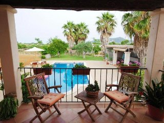 4 bedroom Villa in Santa Eularia des Riu, Balearic Islands, Spain : ref 5476136