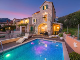 Villa Brac Stone with Swimming Pool