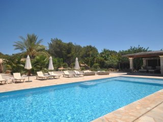 6 bedroom Villa in Santa Eularia des Riu, Balearic Islands, Spain : ref 5476133