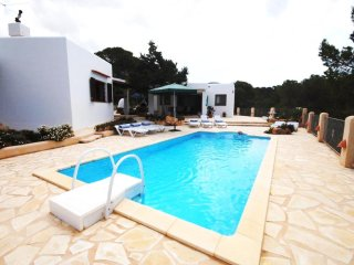 4 bedroom Villa in Es Cubells, Balearic Islands, Spain : ref 5476124