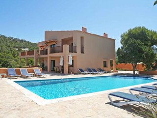 4 bedroom Villa in Cala Vadella, Balearic Islands, Spain : ref 5476113