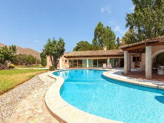 1 bedroom Villa in Pollenca, Balearic Islands, Spain : ref 5476026
