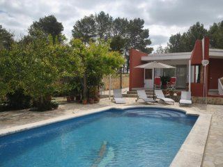 3 bedroom Villa in San Miguel de Luena, Balearic Islands, Spain : ref 5476096