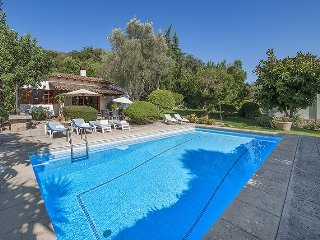 4 bedroom Villa in Pollenca, Balearic Islands, Spain : ref 5476019