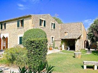 5 bedroom Villa in Pollenca, Balearic Islands, Spain : ref 5476002