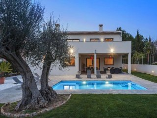 4 bedroom Villa in Alcúdia, Balearic Islands, Spain : ref 5475999