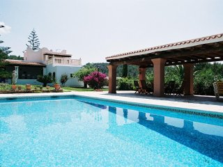 4 bedroom Villa in Santa Eulària des Riu, Balearic Islands, Spain : ref 5476110