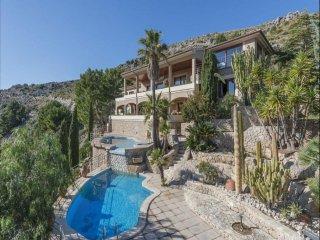 5 bedroom Villa in Port de Pollenca, Balearic Islands, Spain : ref 5476032