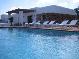 6 bedroom Villa in Sant Carles de la Rapita, Balearic Islands, Spain : ref 54760