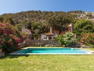 5 bedroom Villa in Pollença, Balearic Islands, Spain : ref 5476015