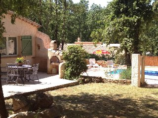 3 bedroom Villa in Rocbaron, Provence-Alpes-Cote d'Azur, France : ref 5474209