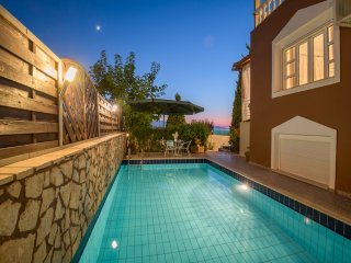 3 bedroom Villa in Sfakaki, Crete, Greece : ref 5473869