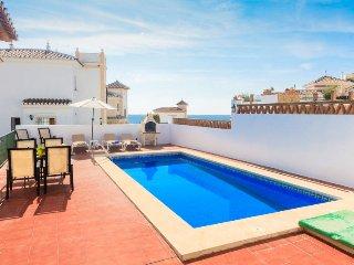 5 bedroom Villa in Nerja, Andalusia, Spain : ref 5473643