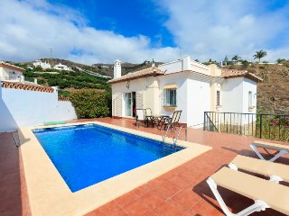 5 bedroom Villa in Nerja, Andalusia, Spain : ref 5473643
