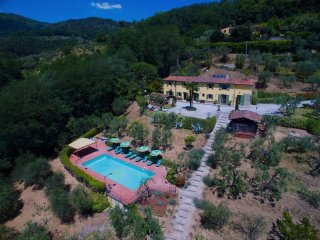 6 bedroom Villa in Massa e Cozzile, Tuscany, Italy : ref 5473230