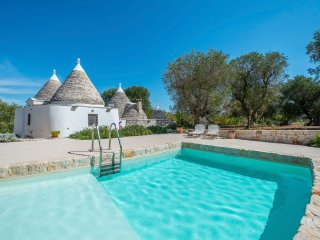 2 bedroom Villa in Satia, Apulia, Italy : ref 5472900
