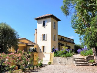7 bedroom Villa in Bastide Giraud, Provence-Alpes-Côte d'Azur, France : ref 5472