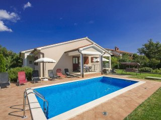 4 bedroom Villa in Vinez, Istria, Croatia : ref 5472775