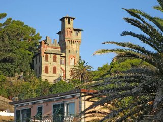 2 bedroom Villa in Moneglia, Liguria, Italy : ref 5443799